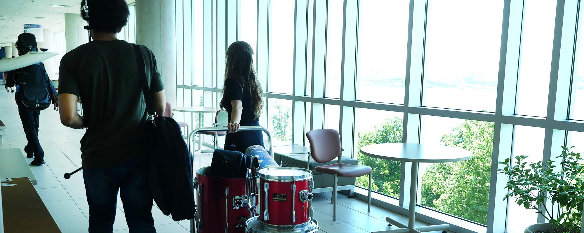 Creative Music Workshop students in Halifax NS NSCC